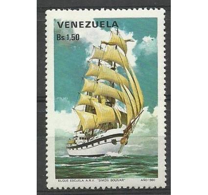 Znaczek Wenezuela 1980 Mi 2159 Czyste **