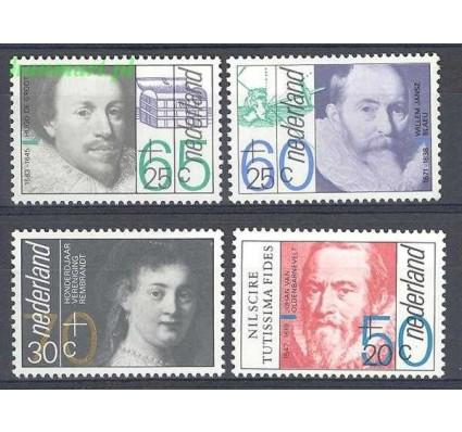 Holandia 1983 Mi 1228-1231 Czyste **
