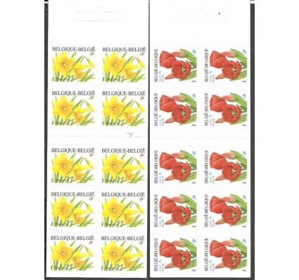 Znaczek Belgia 2001 Mi mh 3095-3096 Czyste **