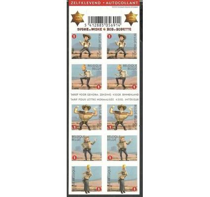 Znaczek Belgia 2009 Mi mh 3934-3938 Czyste **