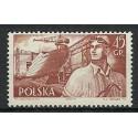 Polska 1956 Mi 962 Fi 818 Czyste **