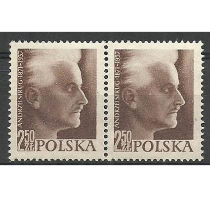 Znaczek Polska 1957 Mi 1042 Fi 897 Czyste **