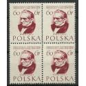 Polska 1957 Mi 1033 Fi 888 Czyste **
