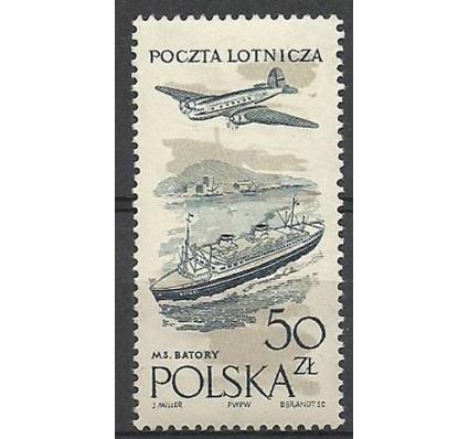 Znaczek Polska 1958 Mi 1084 Fi 939 Czyste **