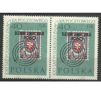 Znaczek Polska 1960 Mi 1187 Fi 1043 Czyste **