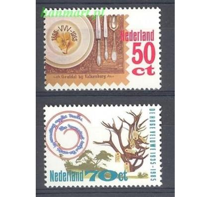 Holandia 1985 Mi 1264-1265 Czyste **