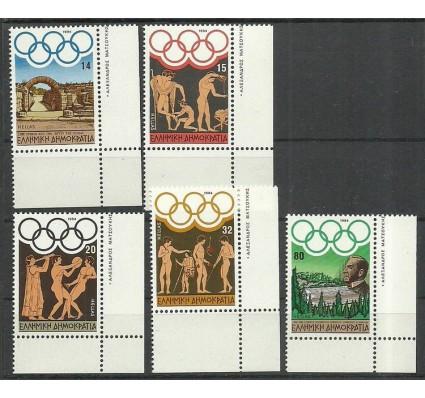 Znaczek Grecja 1984 Mi 1557-1561 Czyste **