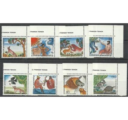 Znaczek Grecja 1987 Mi 1643-1650 Czyste **