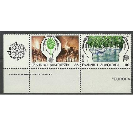 Znaczek Grecja 1986 Mi 1630-1631 Czyste **