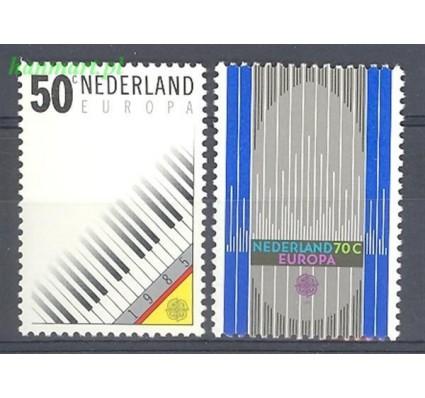 Holandia 1985 Mi 1274-1275 Czyste **