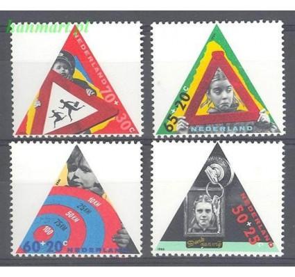 Holandia 1985 Mi 1281-1284 Czyste **