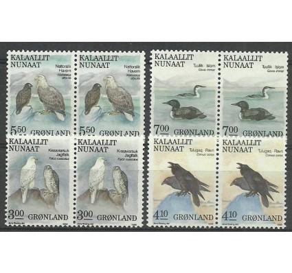 Znaczek Grenlandia 1988 Mi 181-184 Czyste **