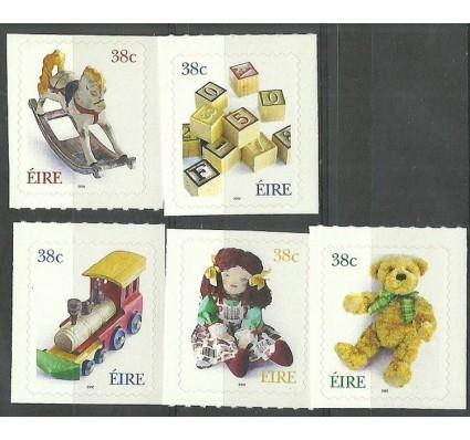 Znaczek Irlandia 2002 Mi 1410-1414 Czyste **
