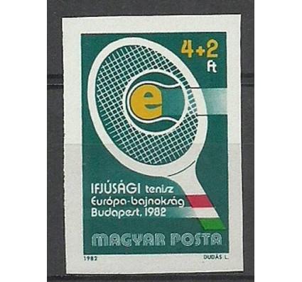 Znaczek Węgry 1982 Mi 3537B Czyste **