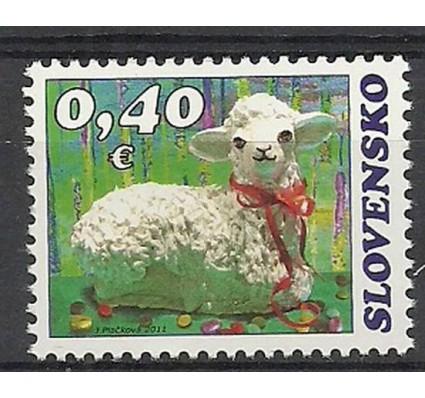 Znaczek Słowacja 2011 Mi 655 Czyste **