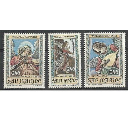 Znaczek San Marino 1988 Mi 1404-1406 Czyste **