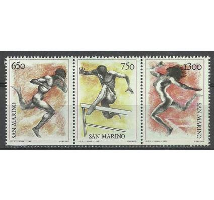 Znaczek San Marino 1988 Mi 1399-1401 Czyste **
