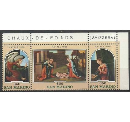 Znaczek San Marino 1989 Mi 1427-1429 Czyste **