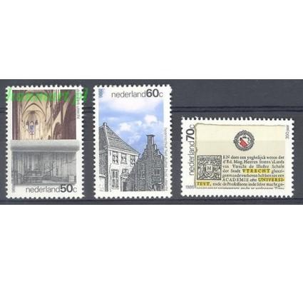 Holandia 1986 Mi 1294-1296 Czyste **
