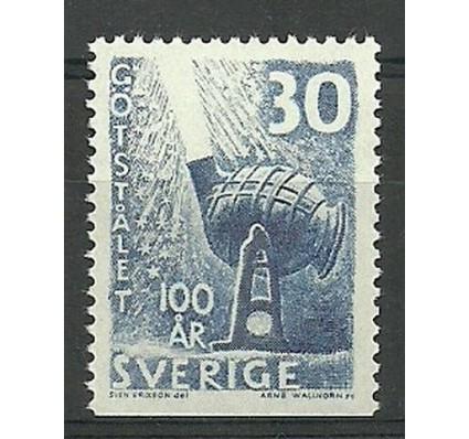 Znaczek Szwecja 1958 Mi 441Du Czyste **