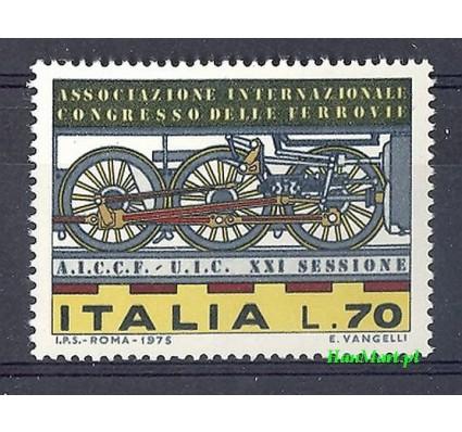 Znaczek Włochy 1975 Mi 1501 Czyste **