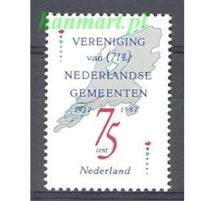 Holandia 1987 Mi 1326 Czyste **