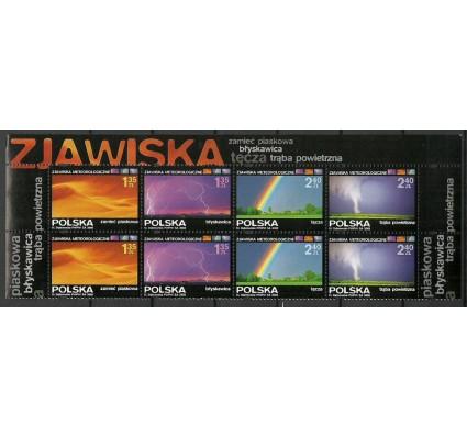 Znaczek Polska 2008 Mi 4355-4358 Fi 4205-4208 Czyste **