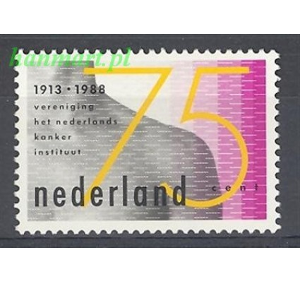Holandia 1988 Mi 1342 Czyste **