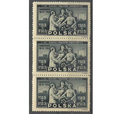 Znaczek Polska 1945 Mi 413 Fi 386 Czyste **