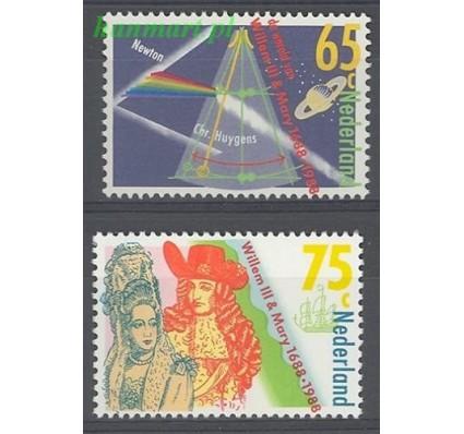 Holandia 1988 Mi 1345-1346 Czyste **
