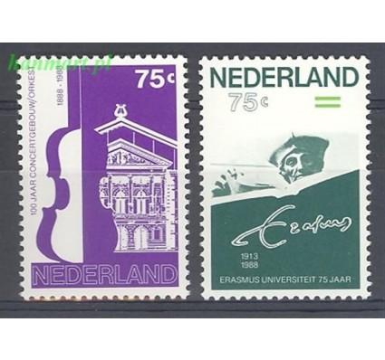 Znaczek Holandia 1988 Mi 1351-1352 Czyste **