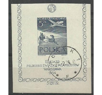 Znaczek Polska 1954 Mi NDS 849III Fi NDS 711 Stemplowane
