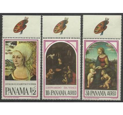 Znaczek Panama 1966 Mi 873-875 Czyste **