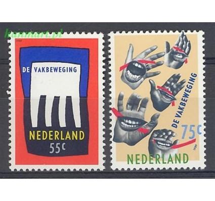 Holandia 1989 Mi 1358-1359 Czyste **