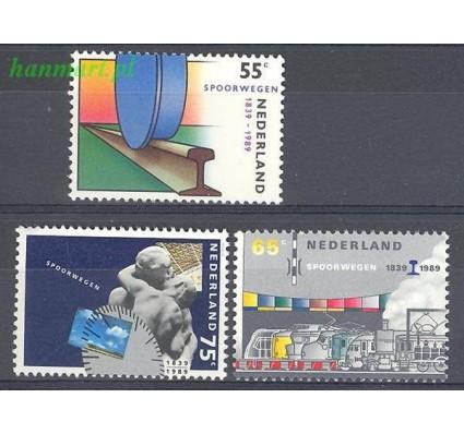 Holandia 1989 Mi 1366-1368 Czyste **