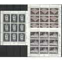 Jugosławia 1975 Mi ark 1627-1629 Stemplowane