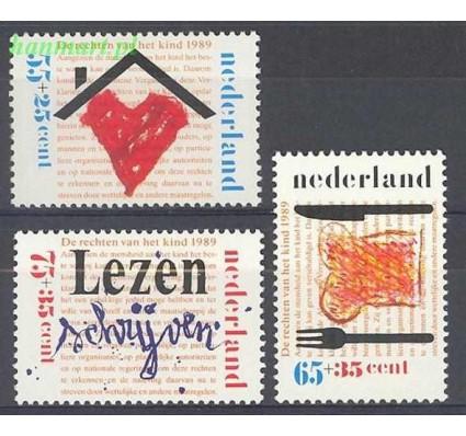 Holandia 1989 Mi 1371-1373 Czyste **