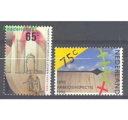 Holandia 1990 Mi 1375-1376 Czyste **