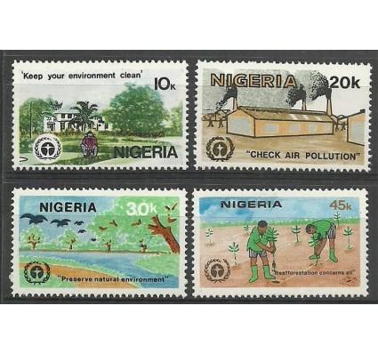 Znaczek Nigeria 1982 Mi 396-399 Czyste **