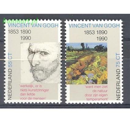 Holandia 1990 Mi 1377-1378 Czyste **