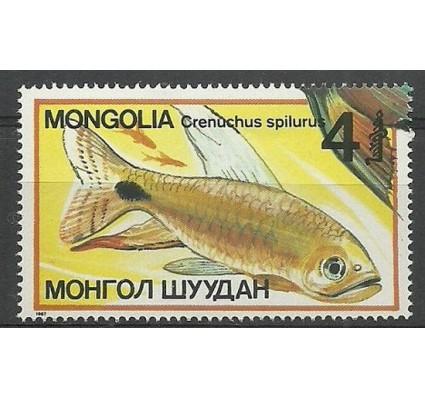Znaczek Mongolia 1987 Mi 1843 Czyste **