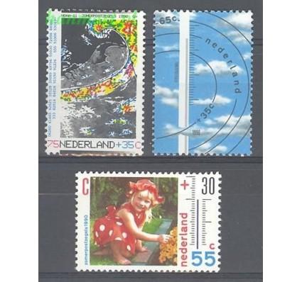 Holandia 1990 Mi 1379-1381 Czyste **