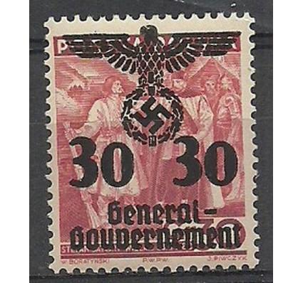 Znaczek Generalna Gubernia / GG 1940 Mi 23 Fi 23 Czyste **