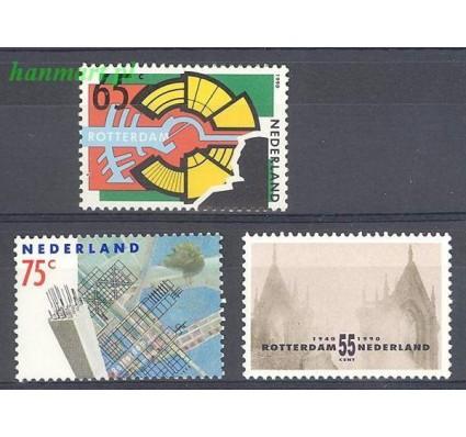 Holandia 1990 Mi 1382-1384 Czyste **
