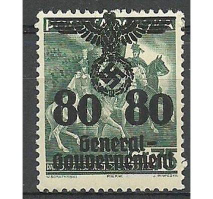 Znaczek Generalna Gubernia / GG 1940 Mi 26 Fi 26 Czyste **