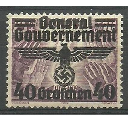 Znaczek Generalna Gubernia / GG 1940 Mi 31 Fi 31 Czyste **