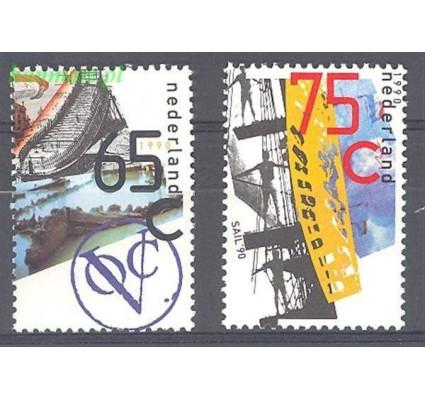 Holandia 1990 Mi 1388-1389 Czyste **