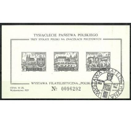 Znaczek Polska 1961 Mi 1188-1190ND Fi 1044-1046ND Stemplowane