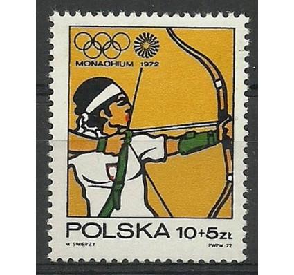 Znaczek Polska 1972 Mi 2157 Fi 2010 Czyste **