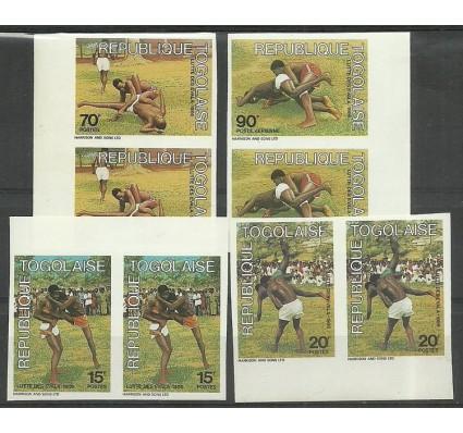 Znaczek Togo 1986 Mi 1972-1975B Czyste **
